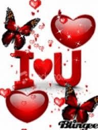 Những kiểu chữ I love you đẹp nhất