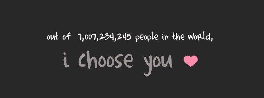 Anh vẫn chọn em giữa 7 tỷ người