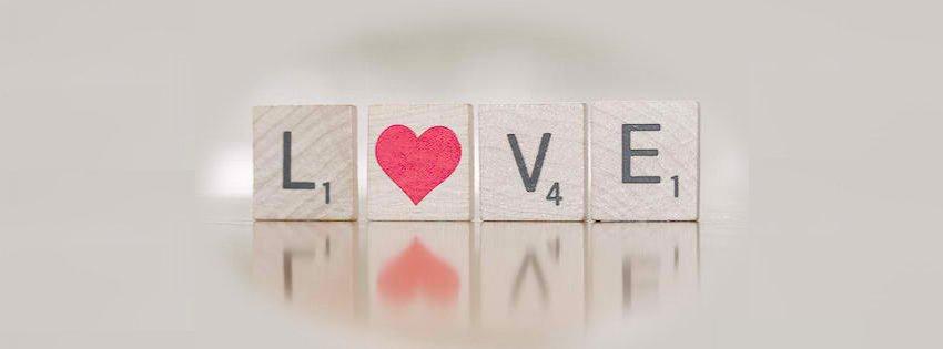 Ảnh bìa tình yêu lãng mạn