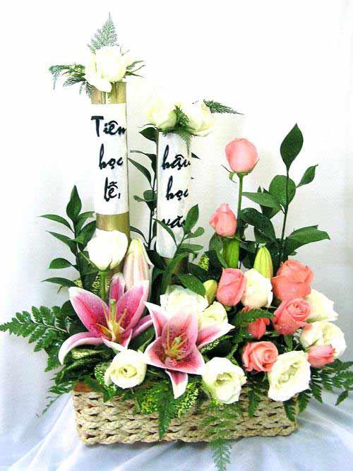 hoa dep ngay 20- 11