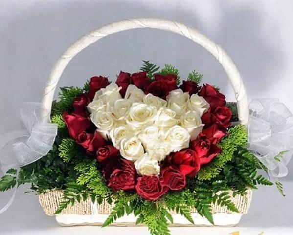 hoa ngay nha giao