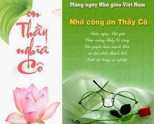 thiep hoa 20-11 dep nhat