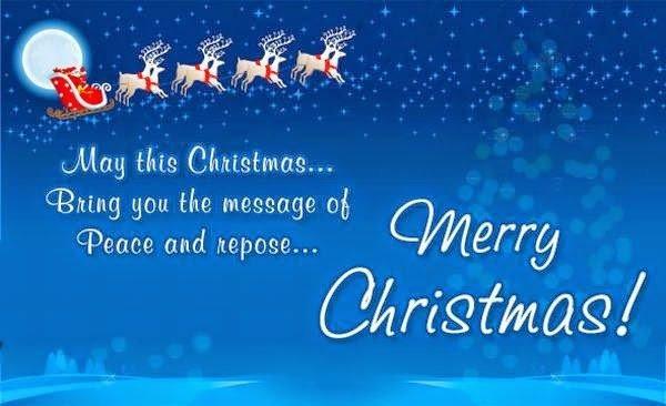 Cách vẽ thiệp Giáng sinh đơn giản