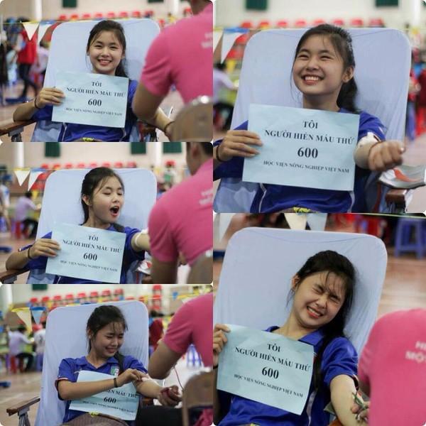 hinh girl de thuong tren fb