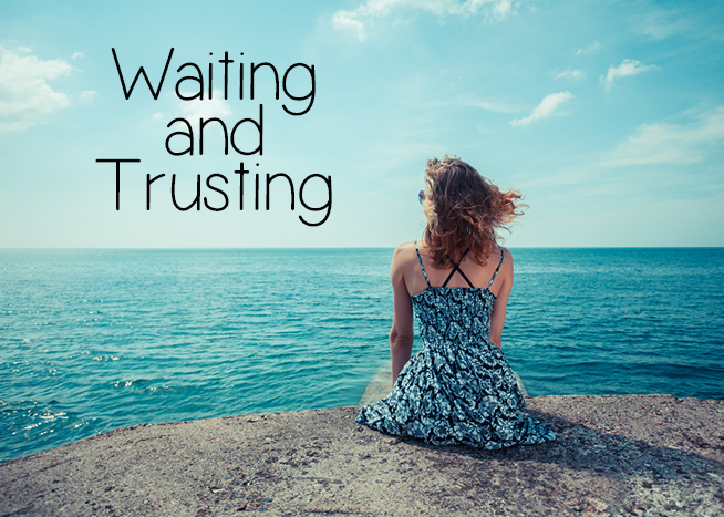Tình yêu đôi khi cần cả sự chờ đợi và tin tưởng