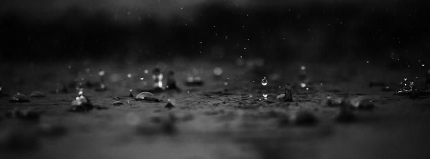 Chủ đề mưa luôn mang lại cảm giác buồn