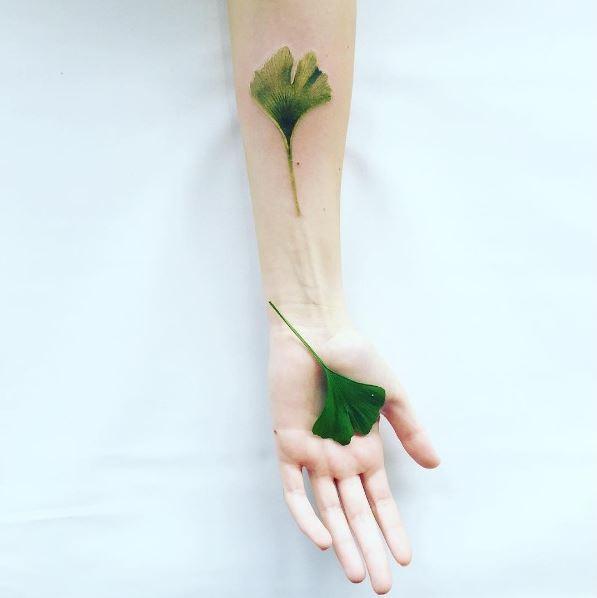hinh xam hoa cho nu
