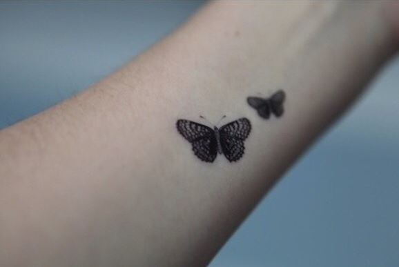 small tattoo