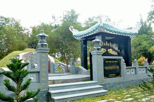 Bàn luận về ảnh hưởng của việc xây mộ hợp phong thủy đến con cháu đời sau