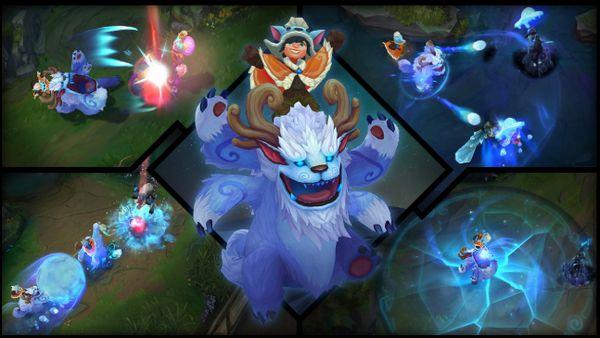 Guide Nunu mùa 9: Cách chơi, bảng ngọc tướng Nunu (Mới)