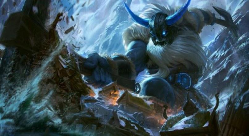 Guide Olaf mùa 9: Cách chơi, bảng ngọc tướng Olaf mạnh nhất