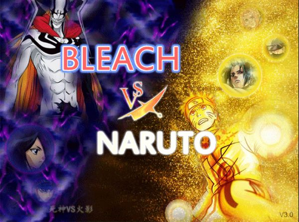 Game Bleach VS Naruto 2.6: Trò Bleach VS Naruto 2.6