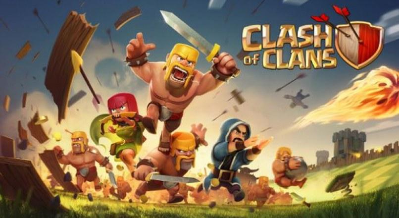 Kí tự đặc biệt COC (Clash of Clans) đẹp nhất năm 2019
