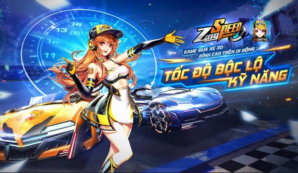 Kí tự đặc biệt Zing Speed (Mobile) đẹp, mới nhất 2019