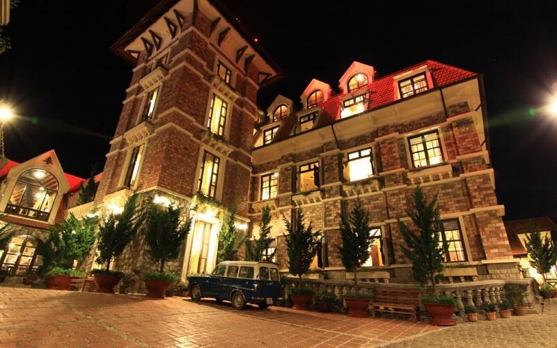 Saphir Hotel tại Đà Lạt