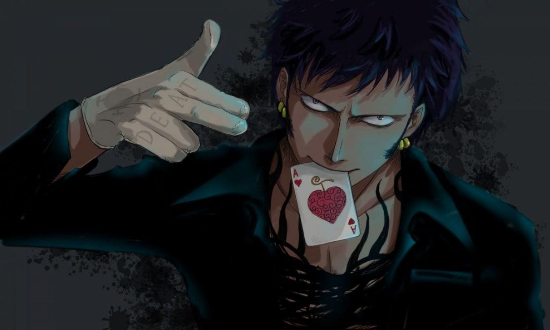 Hình tượng Law trong One Piece