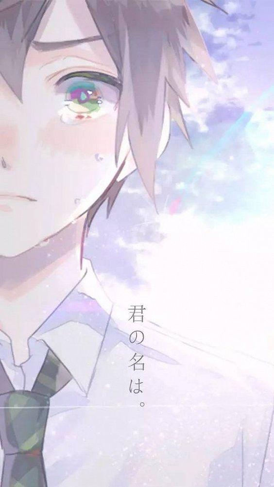 Ảnh anime đôi nam nữ tách