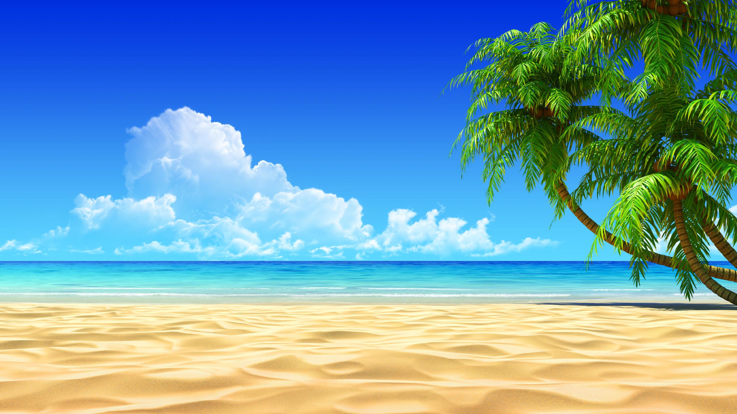 Biển xanh, cát vàng