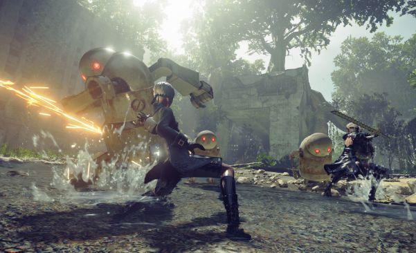Cấu hình chơi Nier: Automata: Cho anh em tham khảo