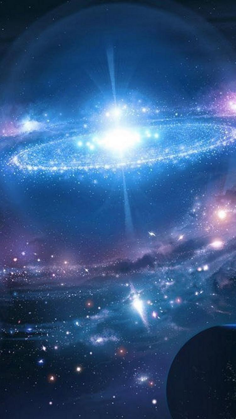 Hình nền galaxy cho điện thoại tuyệt đẹp