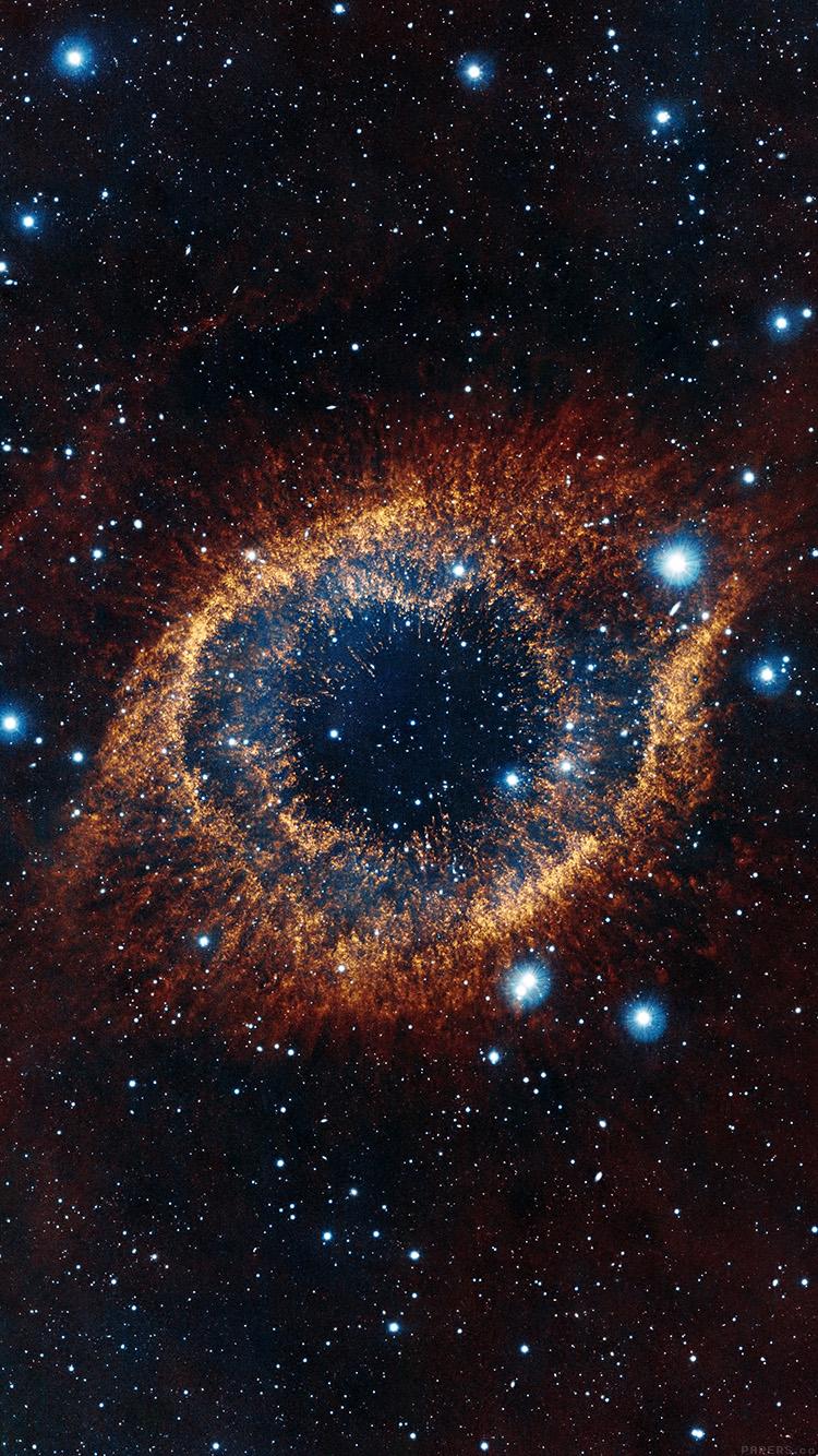Thiên hà có hình đôi mắt