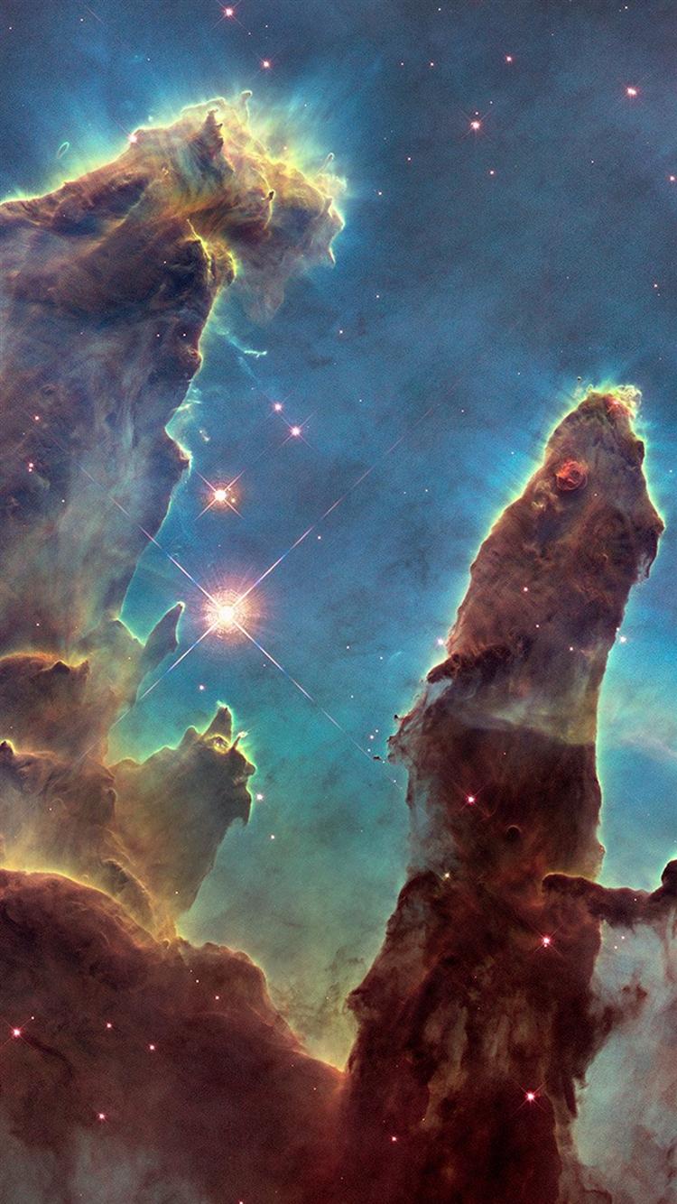 Ảnh nền lung linh về vũ trụ