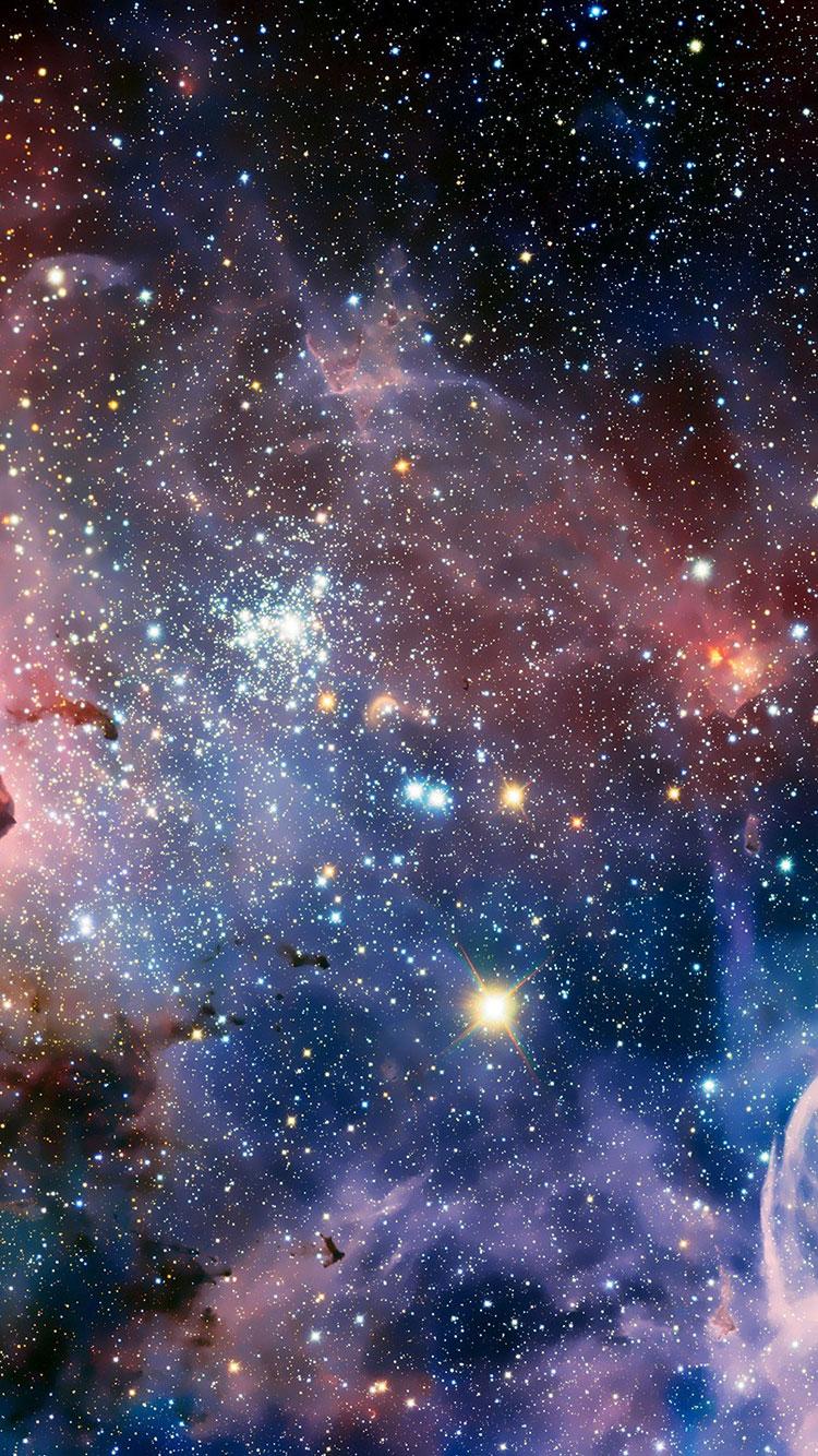 Những hành tinh đủ màu sắc trong một dải ngân hà