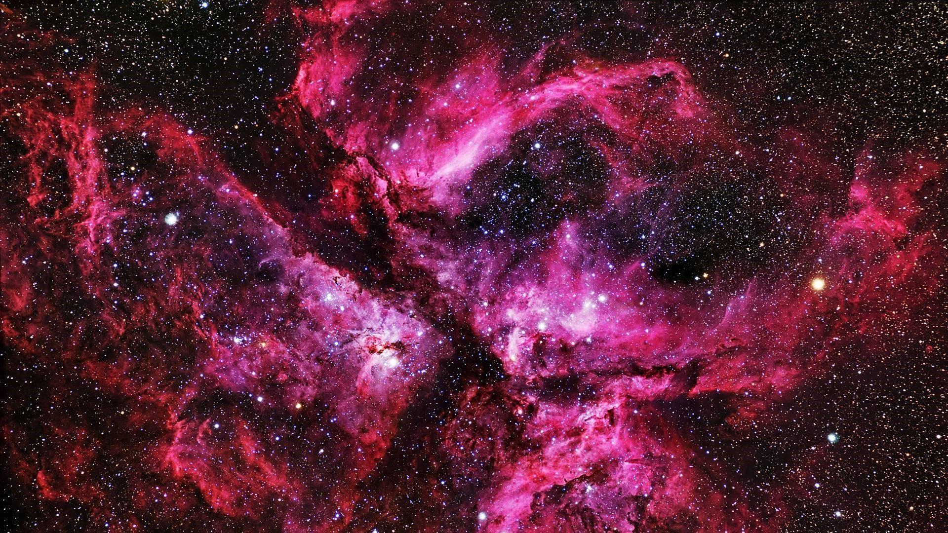 Ảnh nền một thiên hà rực rỡ