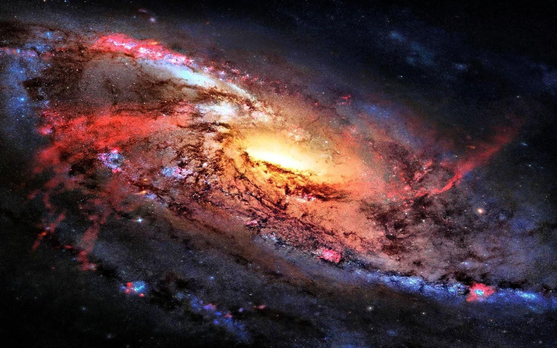 Tấm hình nền siêu chất cho ai thích vũ trụ