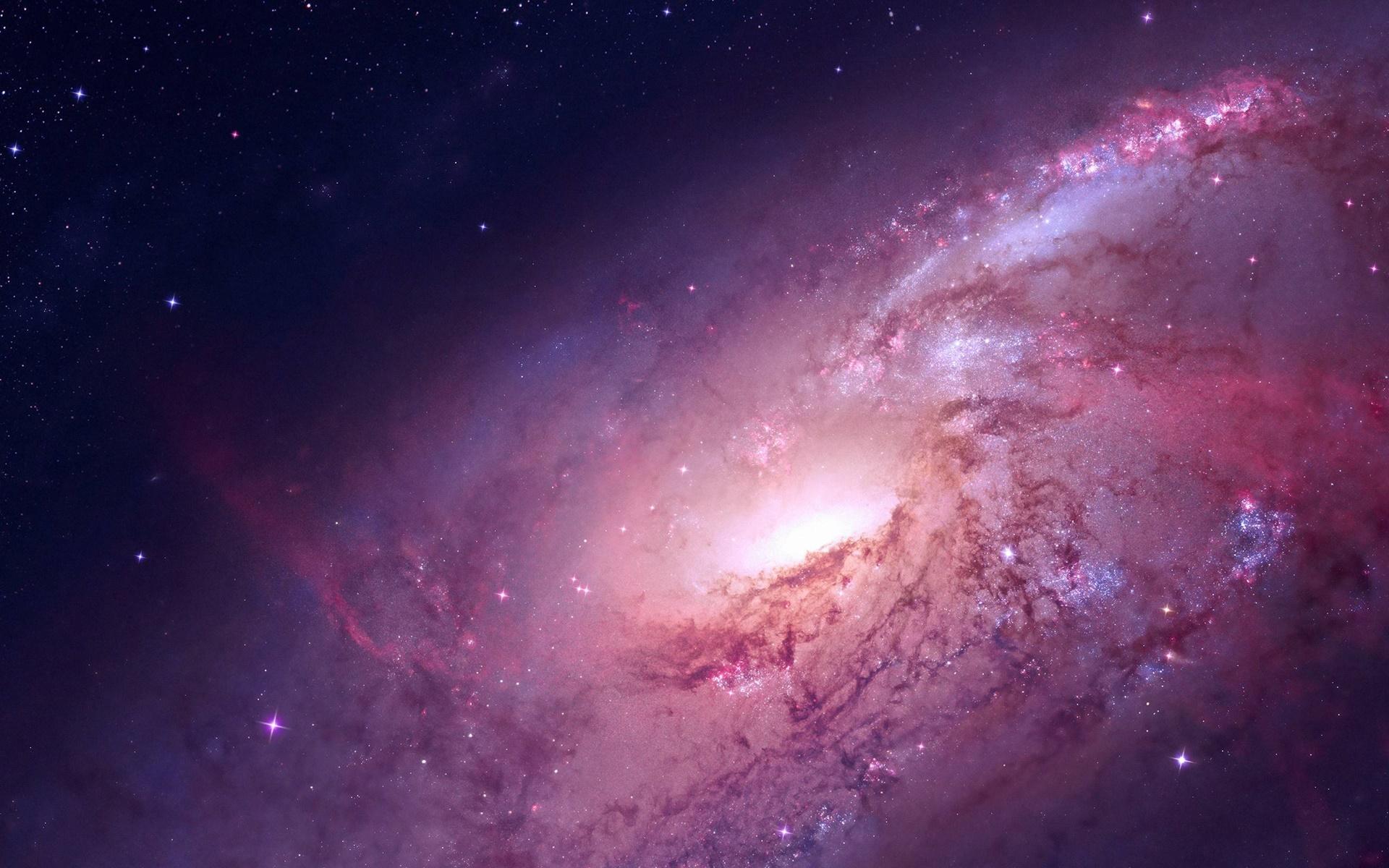 Tải về ảnh nền galaxy