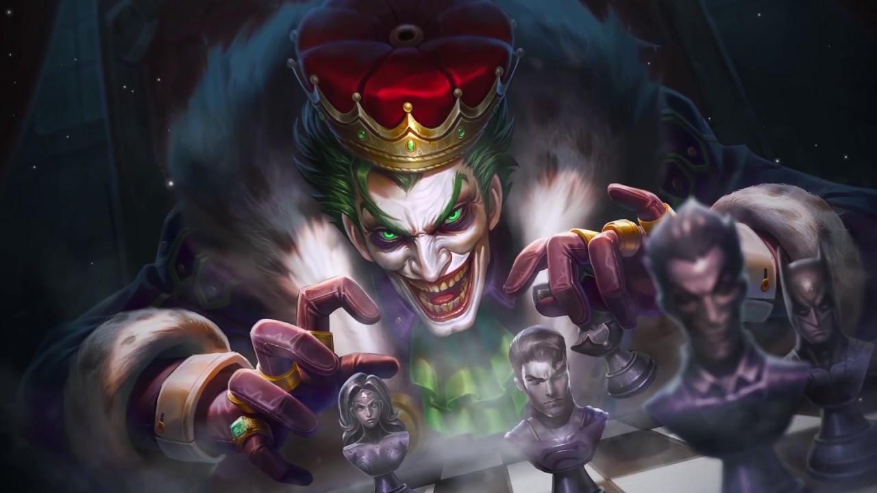 Hình nền Liên Quân tướng Joker