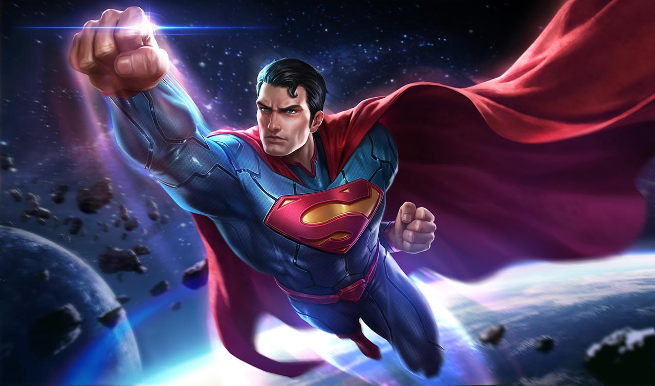 Ảnh nền Liên Quân Mobile tướng Superman
