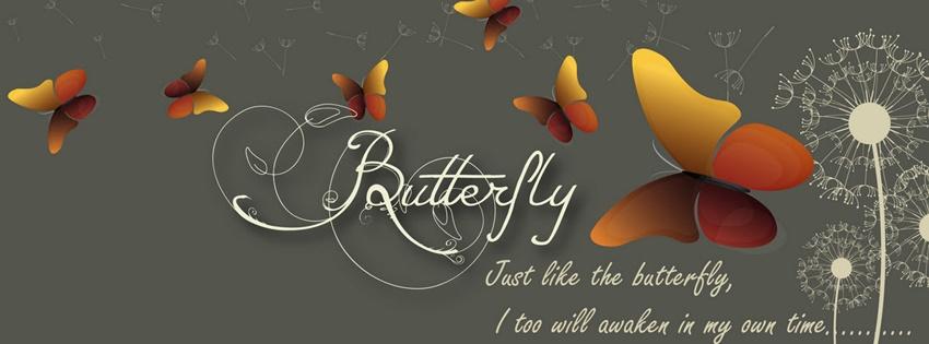 Hãy như cánh bướm tung bay