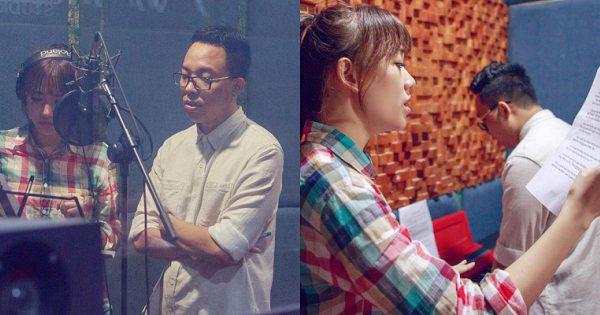 Hari Won bắt tay cùng Nguyễn Hồng Thuận trong dự án mới