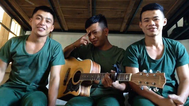 3 chú bộ đội từng gây sốt dân mạng ra mắt MV đầu tay