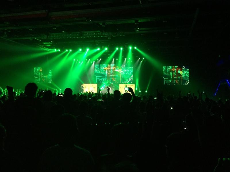 Buổi diễn của Megadeth ở Bắc Kinh kết thúc chỉ sau một giờ