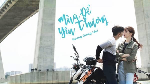 Hương Giang hé lộ tạo hình cô giáo nhí nhảnh trong trailer MV mới