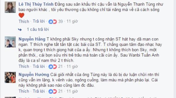 """""""Lơ đẹp"""" Sơn Tùng, Noo Phước Thịnh gây chiến với Sky"""