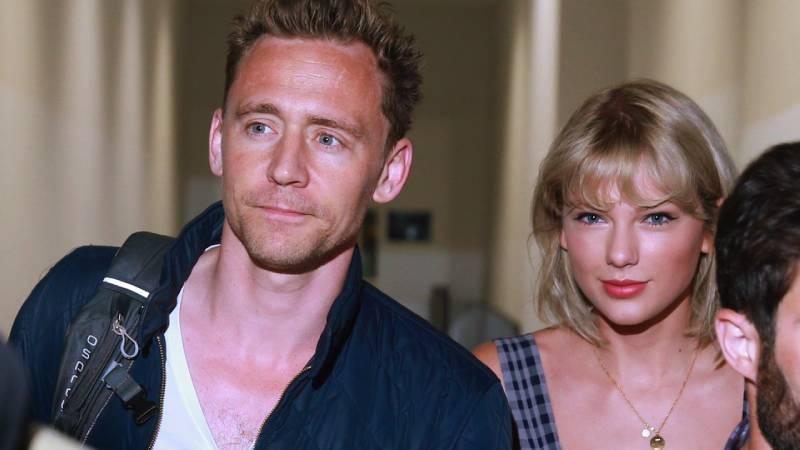 Taylor Swift và Tom Hiddleston gãy gánh làm fan…vui mừng!?
