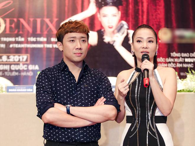 Thu Minh: 'Tôi chạy theo khán giả yêu cầu xóa ảnh chụp con trai'