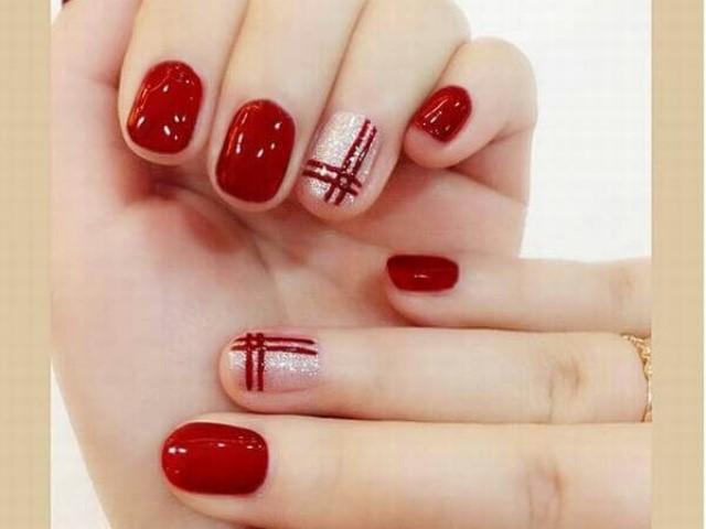 Sức hút đến từ những mẫu nail đơn giản mà đẹp