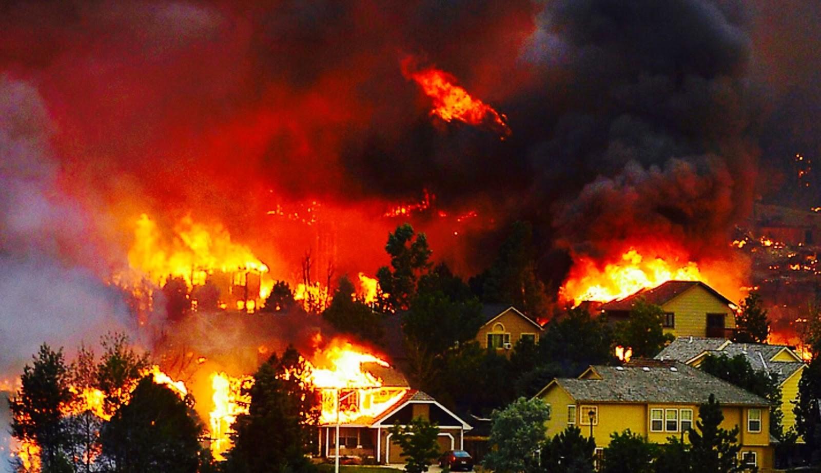 Giải mã Nằm mơ thấy lửa, Cháy nhà là điềm gì, đánh con gì ?
