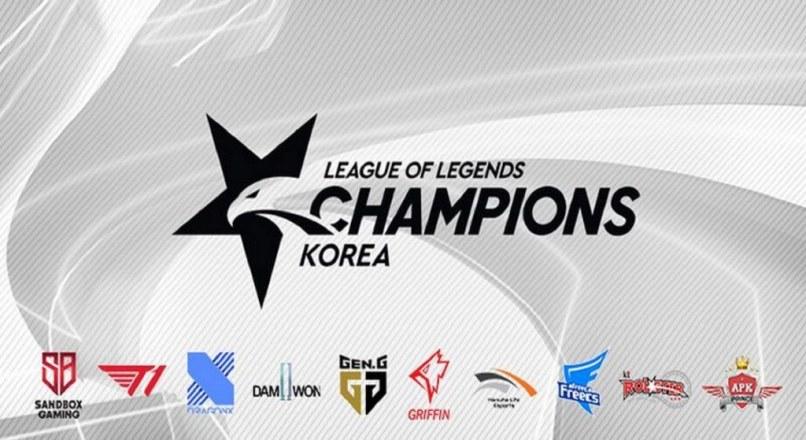 Lịch thi đấu chính thức vòng thăng hạng LCK Mùa Xuân 2020 Mới Nhất