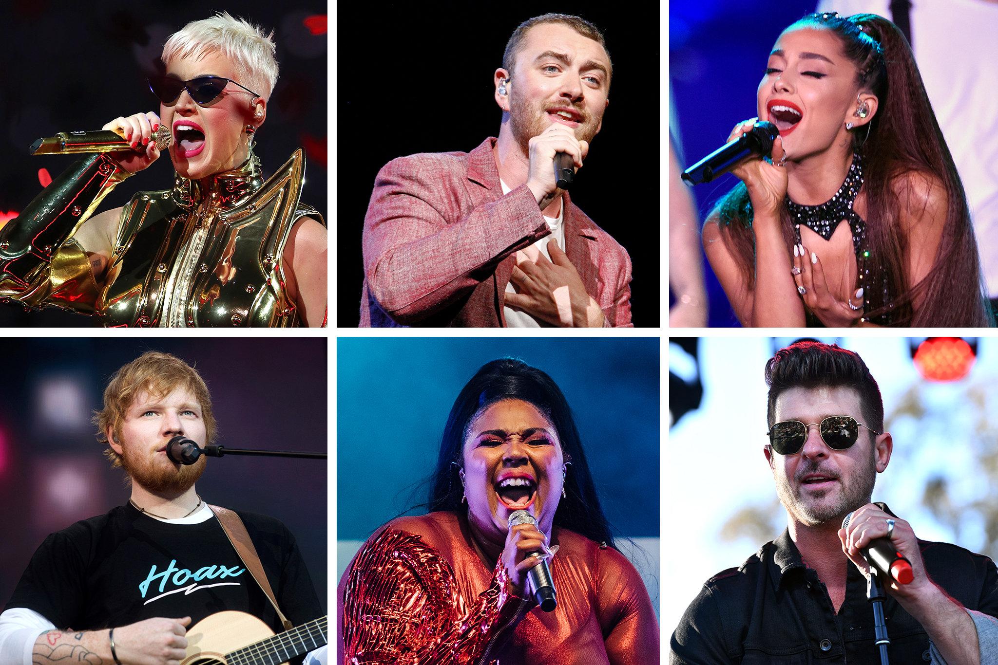 PHÂN BIỆT 6 THỂ LOẠI NHẠC POP, DANCE, ROCK, COUNTRY, BLUES, R&B