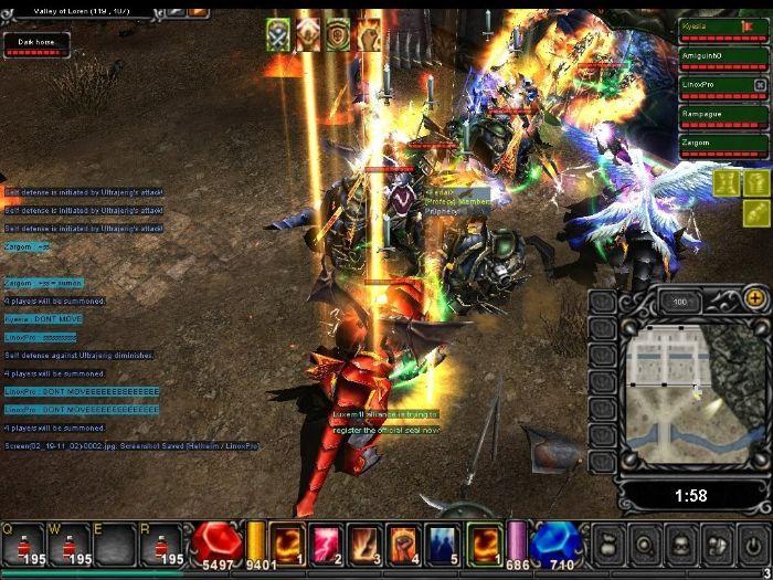 Một số thông tin cần biết về sự kiện Battlecore trong game Mu Online