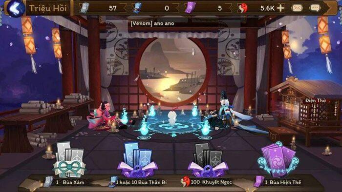 Nó giúp mọi người triệu hồi những vị thần khác nhau khi chơi game