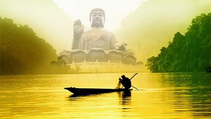 Đức Phật luôn dạy con người phải yêu thương muôn loài