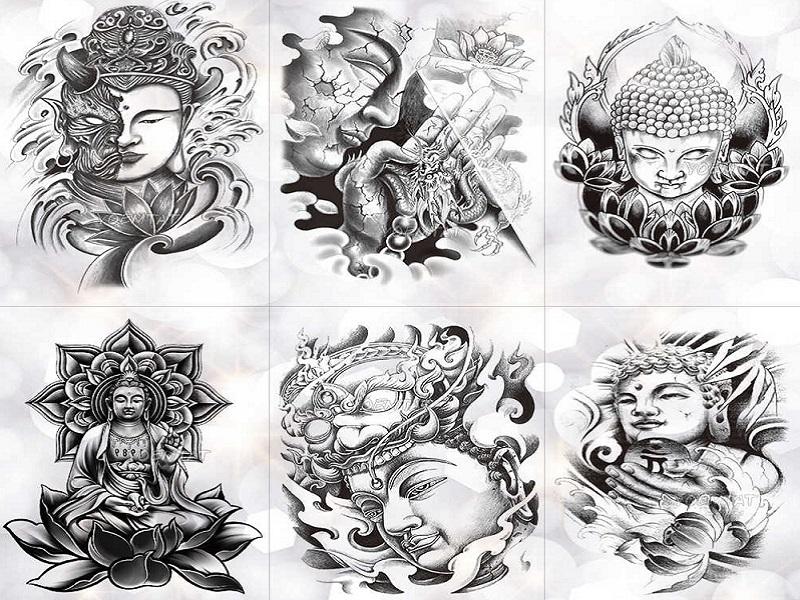 35+ Hình Xăm Phật Đẹp Nhất Cho Bạn