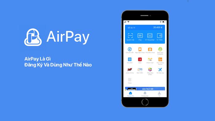 Airpay là gì