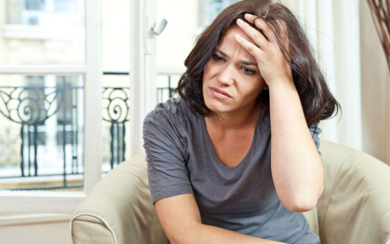 Hình 2: Mẹ bầu mang thai bé gái thường căng thẳng hơn bé trai do nồng độ Cortisol cao